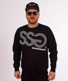 SmokeStory-SSG Dots Bluza Czarna