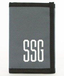 SmokeStory-SSG Portfel Szary