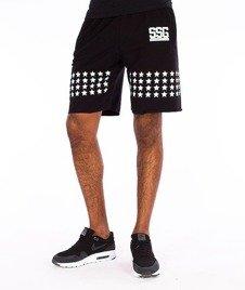 SmokeStory-Stars Krótkie Spodnie Czarne