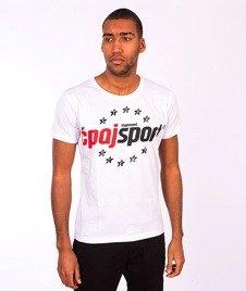 Stoprocent-Ćpaj Sport 16 T-Shirt White