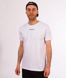 Stoprocent-Racer T-Shirt Biały
