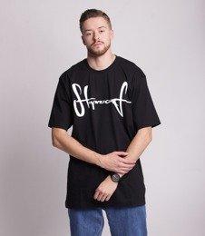 Stoprocent TM TAG T-Shirt Baggy Czarny