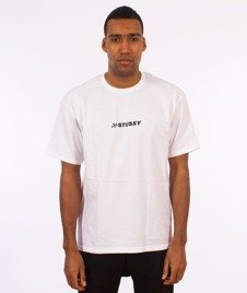 Stussy-Finish T-Shirt White