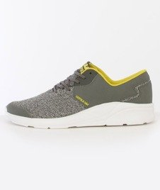 Supra-Noiz Grey Heather/Charcoal White [S56014]