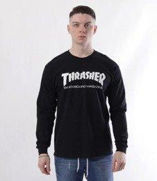 Thrasher-SKATE MAG Longsleeve Czarny