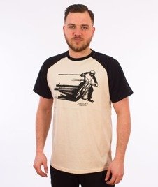 Turbokolor-Will Barras T-Shirt Vintage White