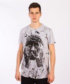 Two Angle-Ypacto T-Shirt Mixed Grey